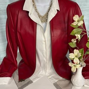 VS2 Leather Jacket